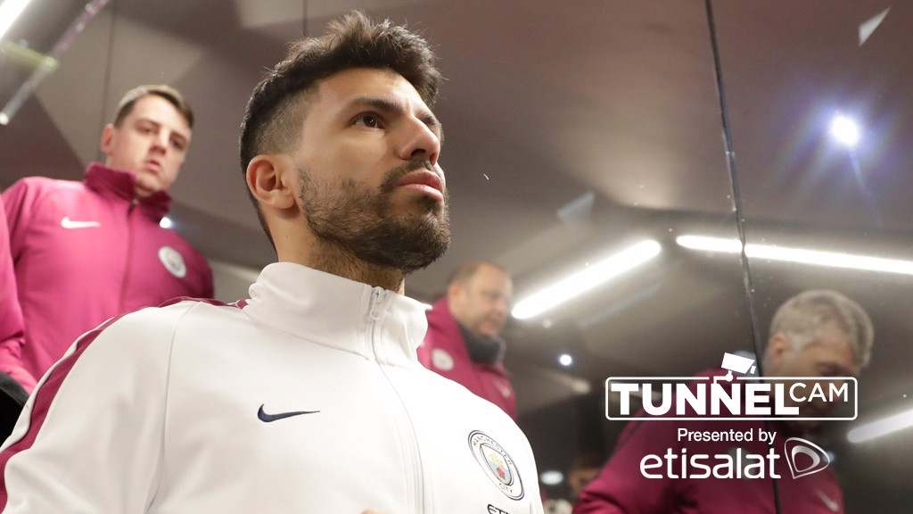 TUNNEL CAM: Go behind-the-scenes at the Etihad Stadium.