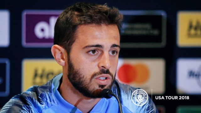 POST_MATCH REACTION: Bernardo Silva.