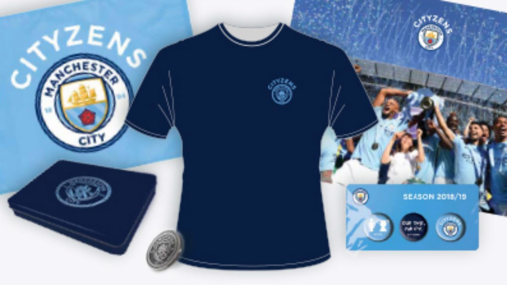 huge selection of 68aa0 ea8cd Exclusive Cityzens gift pack available - Manchester City FC