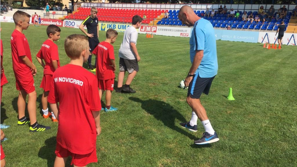 OPEN SEASON: City also hosted a community engagement session while out in Croatia which proved a huge success