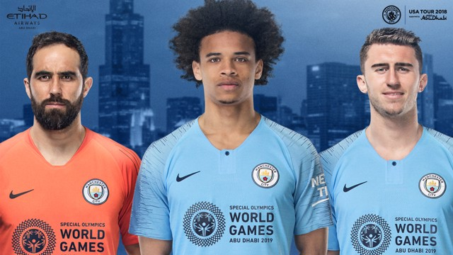 Terza Maglia Manchester City Daniel Grimshaw