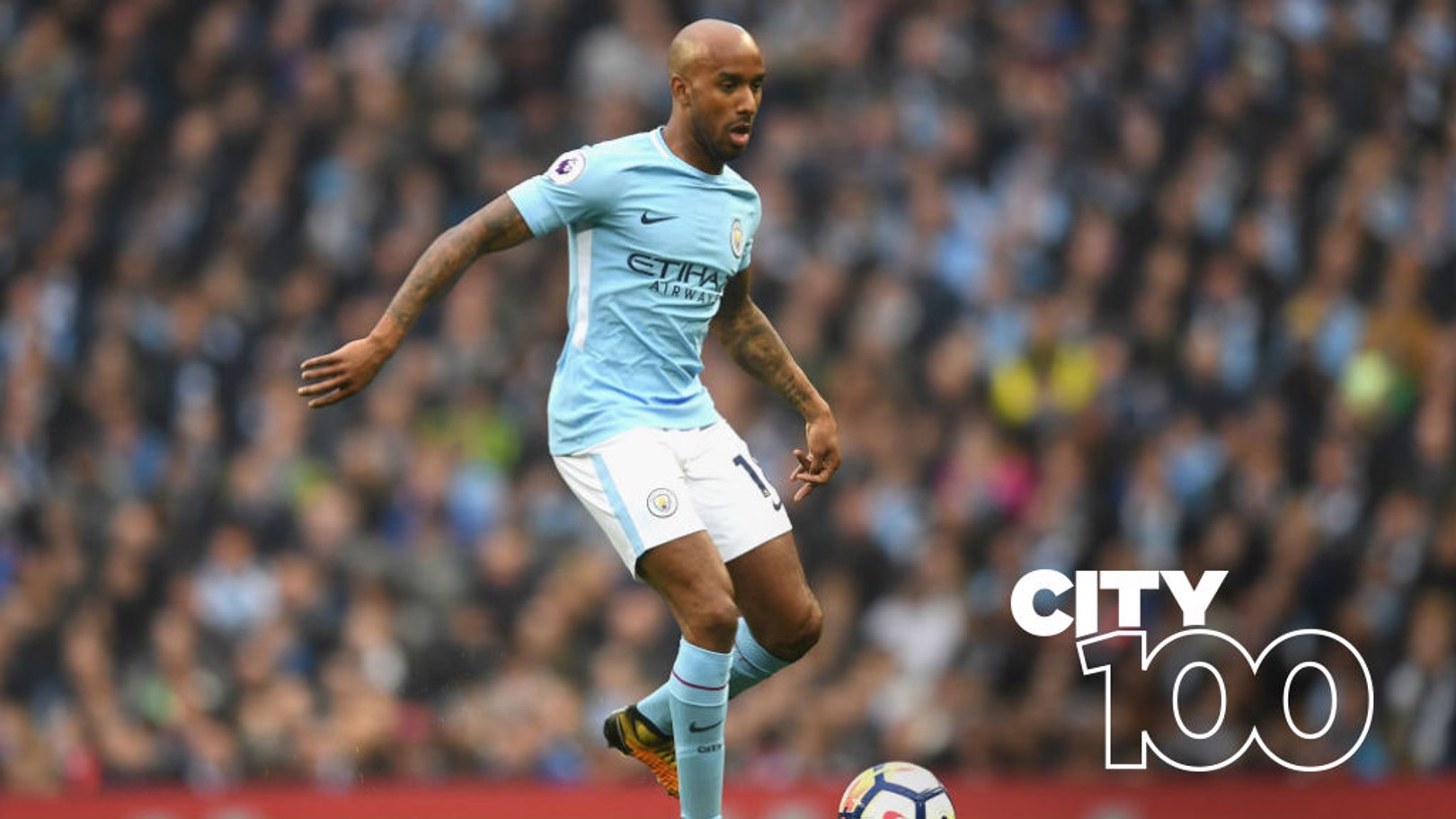 CITY 100: Delph's emergence as a left-back features in today's instalment