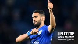 MAGICAL MAHREZ: Riyad is a Leicester great, says the BBC's John Bennett