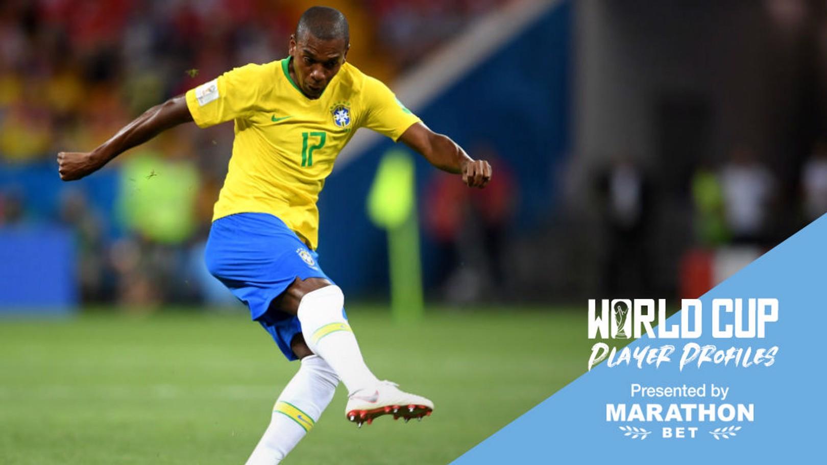 RUSSIA 2018: Today we take a closer look at Fernandinho's international career