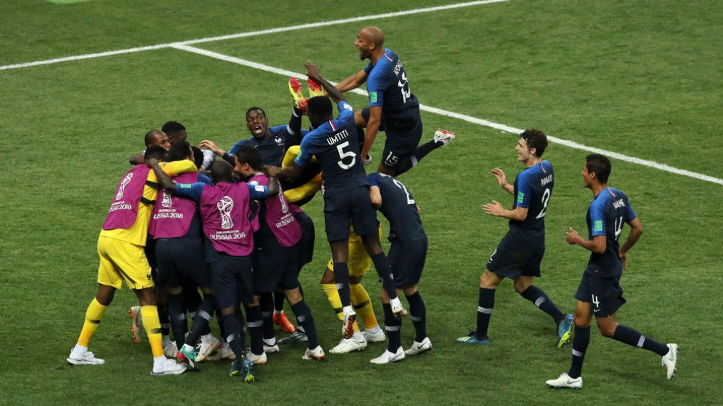 RUSSIA 2018: France are World Cup winners