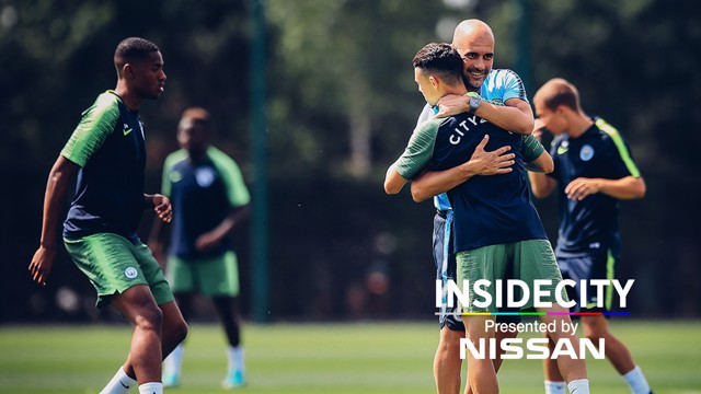 INSIDE CITY: Training special.