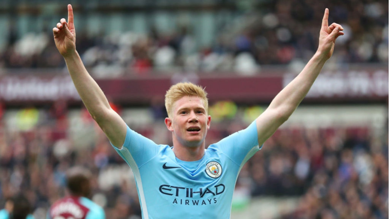 SPECIAL K: Kevin De Bruyne has been nominated for FIFA's best men's player of the year award