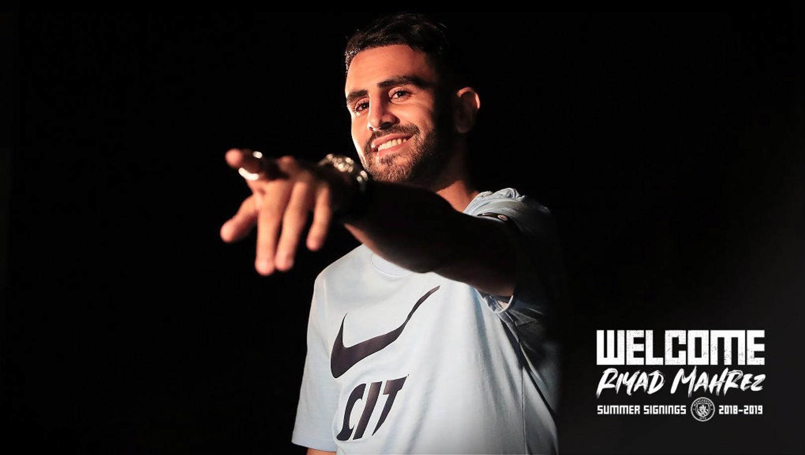 Riyad Mahrez: Ce que le monde du football en dit…