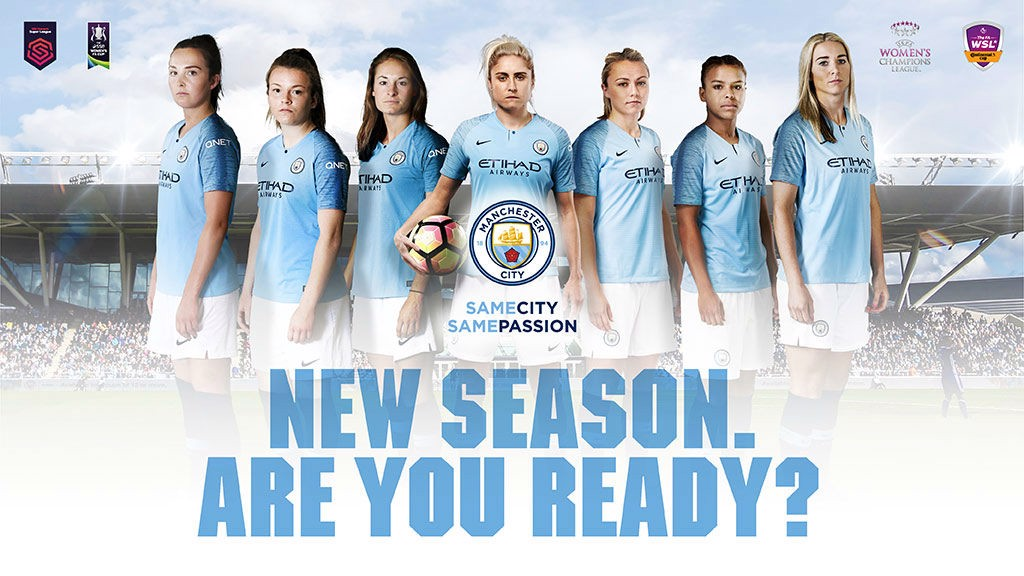 Women's 2018/19 seasoncards on general sale - Manchester City FC