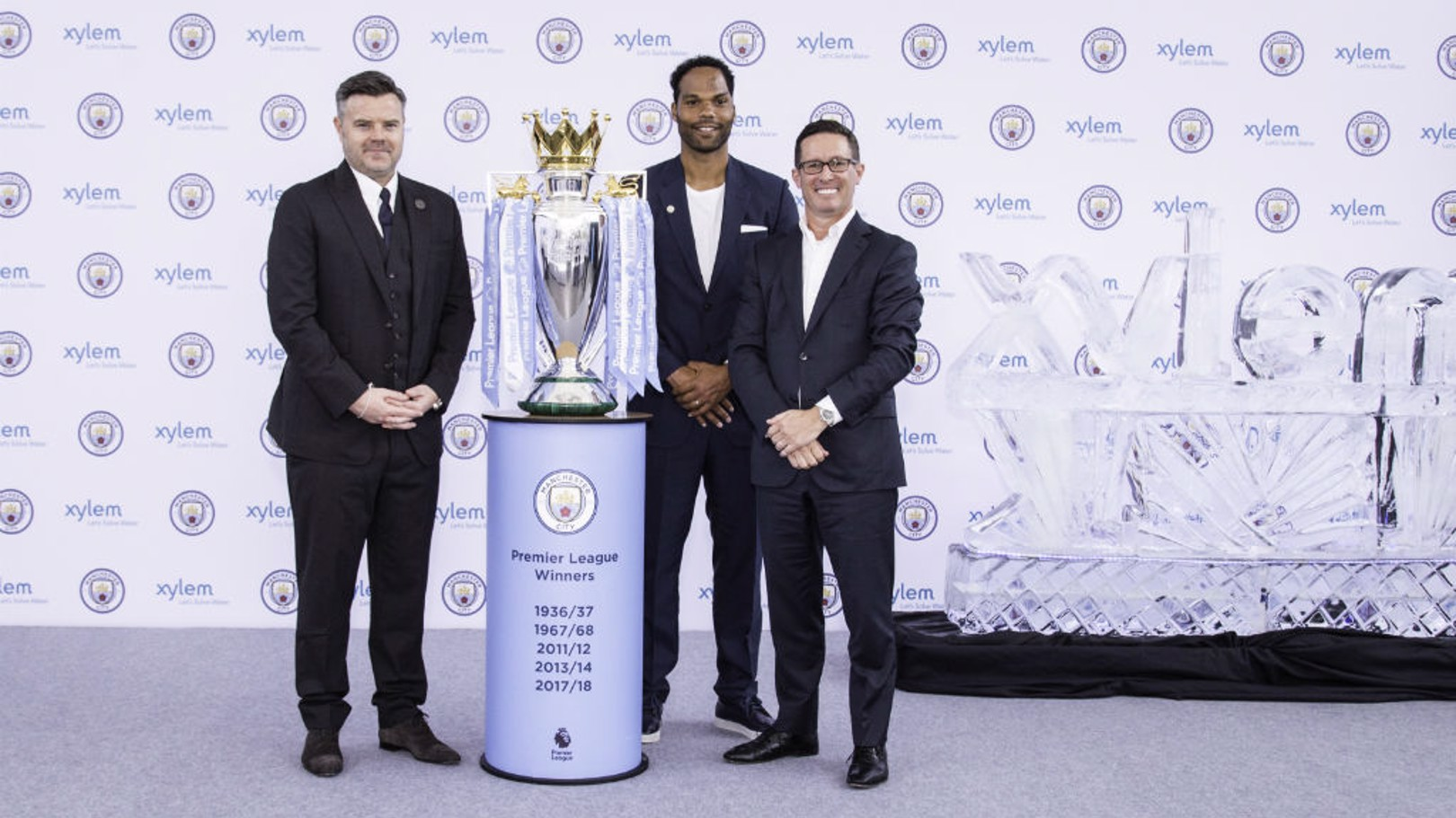 Xylem has become the Club's official Water Technology Partner