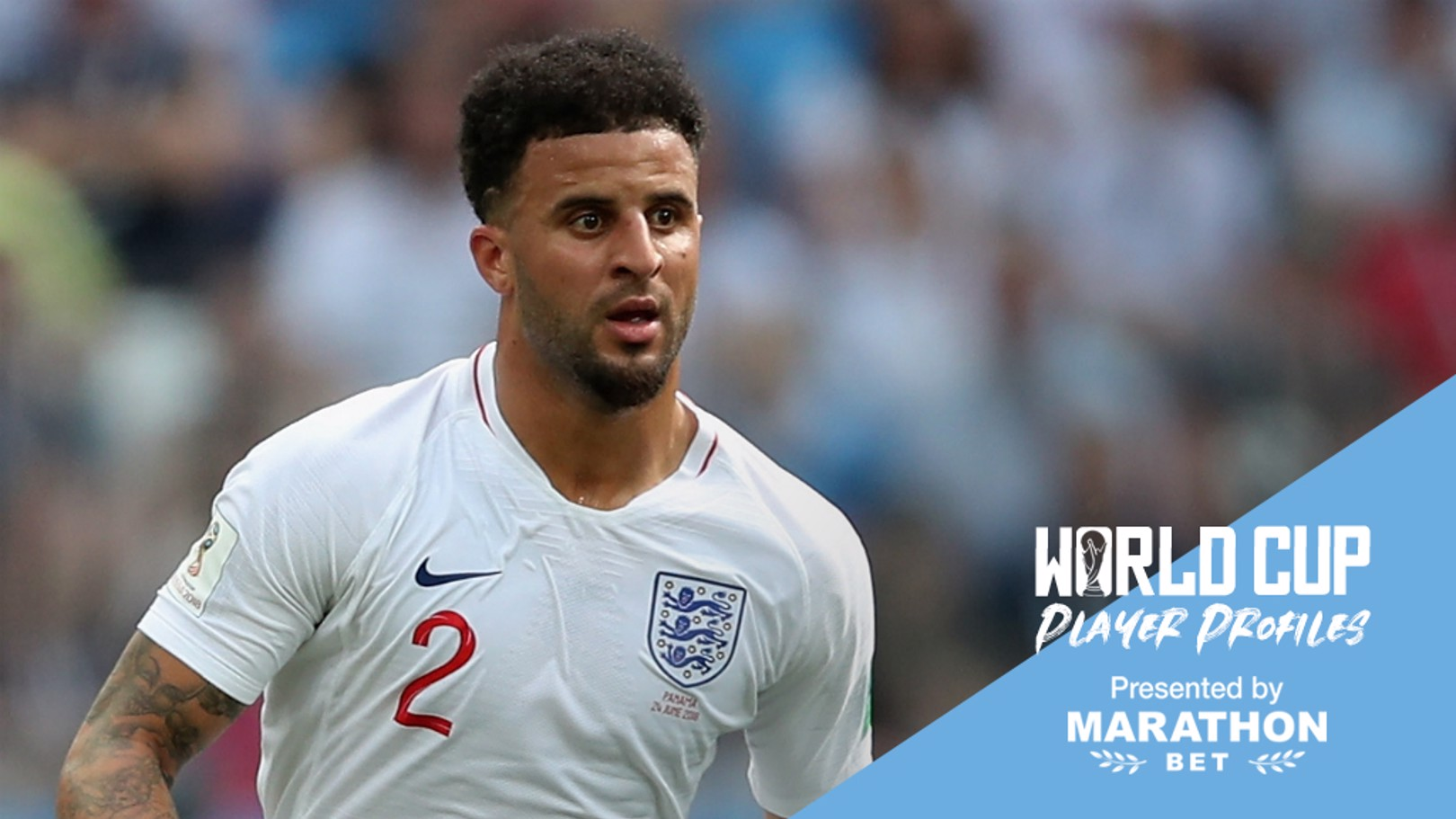PLAYER FOCUS: Kyle Walker in the spotlight...