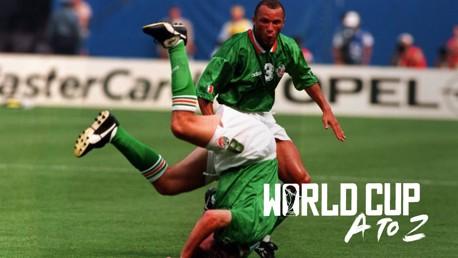 """ย้อนอดีตฟุบอลโลกกับทัพ """"ยักษ์เขียว"""" ไอร์แลนด์"""