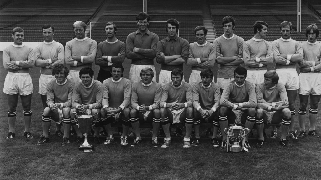 HALYCON DAYS: Colin Bell was a key part of the Manchester City side which enjoyed huge success during the late 1960s and early 1970s