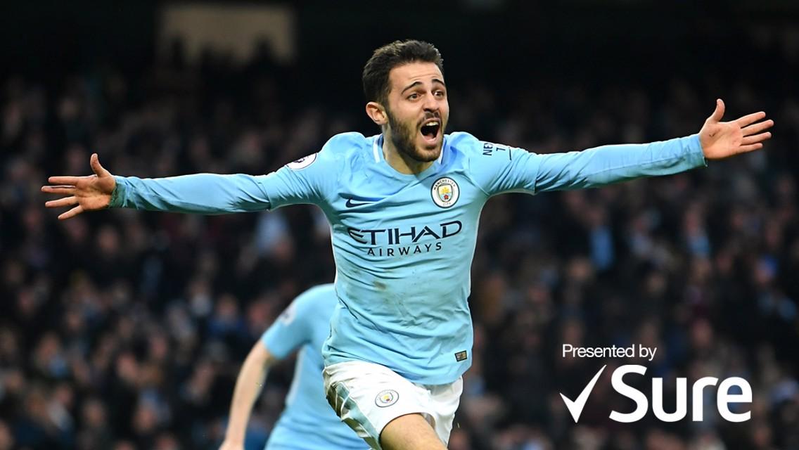 BEST OF BERNARDO: Highlights from the midfielder's superb 2017/18 campaign...