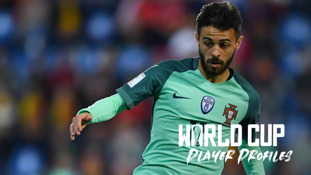 WORLD CUP PLAYER PROFILE: Bernardo Silva.