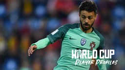 WORLD CUP PLAYER PROFILE: Bernardo Silva.