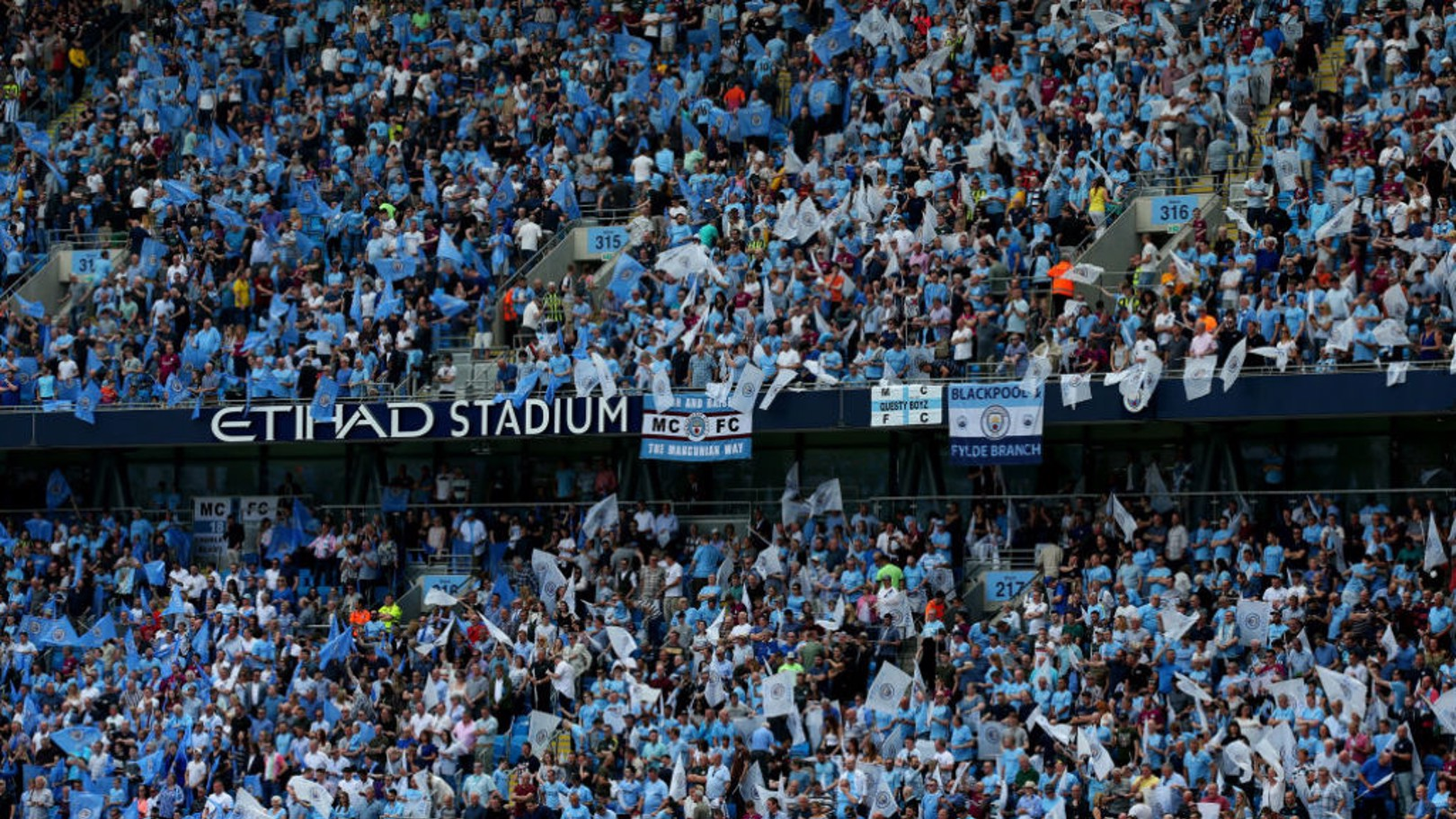 The City Ticket Exchange means that Seasoncard holders need not be out of pocket if they can't attend a game
