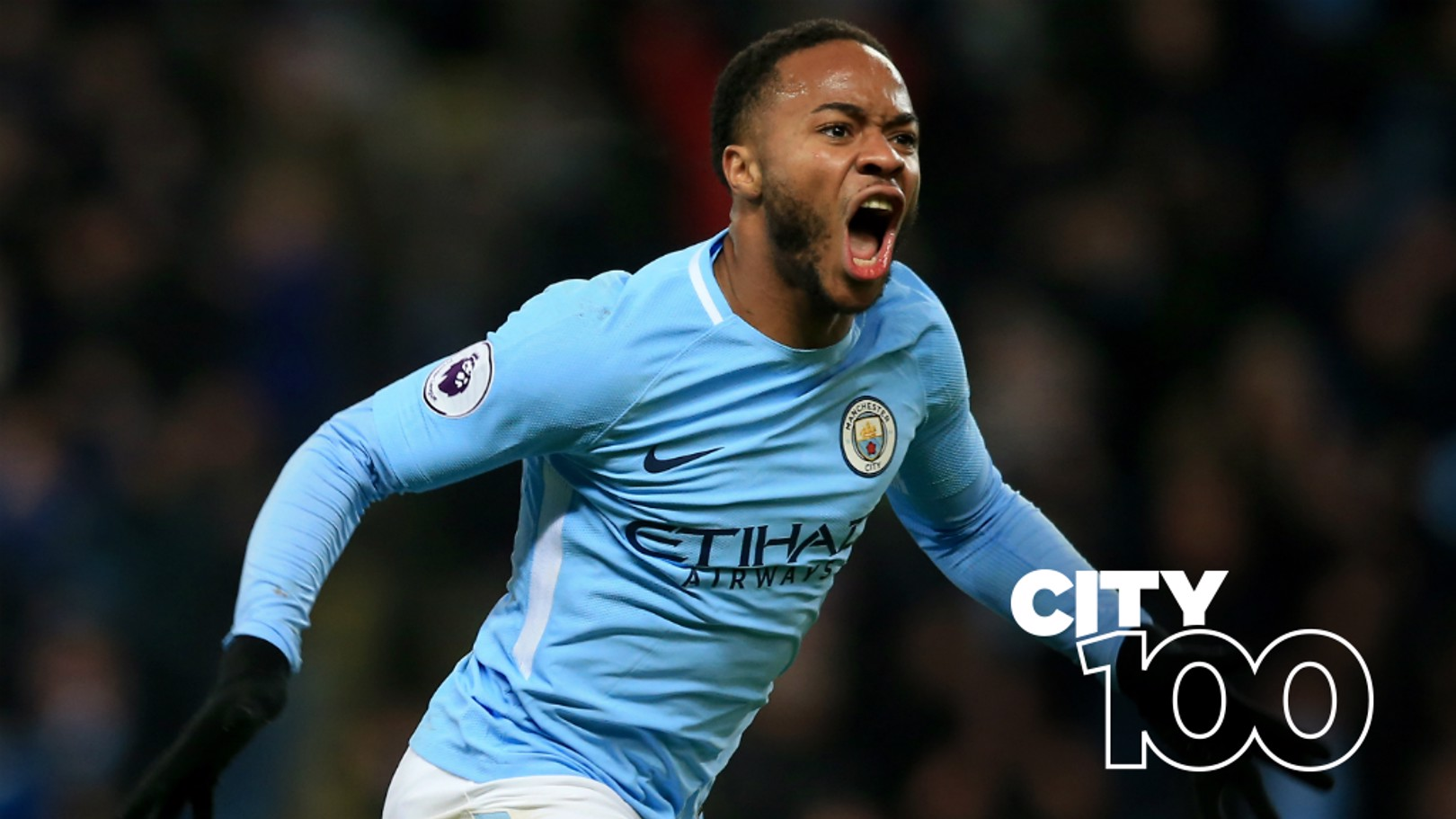 STERLING WORK: Raheem Sterling acquired a knack of scoring late but crucial goals...