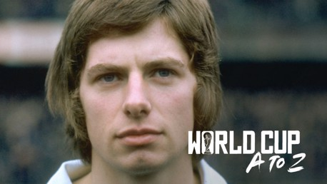 BIGGEST STAGE: Willie Donachie travelled to two World Cup finals as part of the Scotland squad
