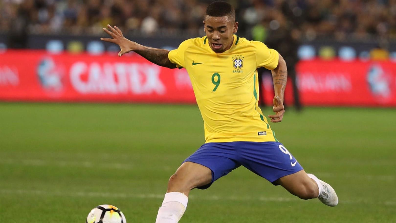 กาเบรียล เฆซุส ลงเล่นเป็นตัวจริงช่วยบราซิลถล่มออสเตรีย ในนัดกระชับมิตรก่อนลุยบอลโลก