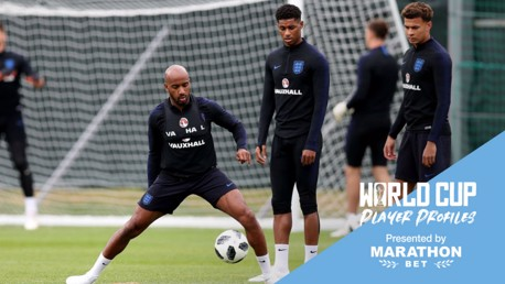 RUSSIA 2018: Today we take a closer look at Fabian Delph's international career