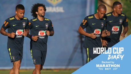 البرازيل تخوض ثاني مبارياتها في المونديال أمام كوستاريكا.