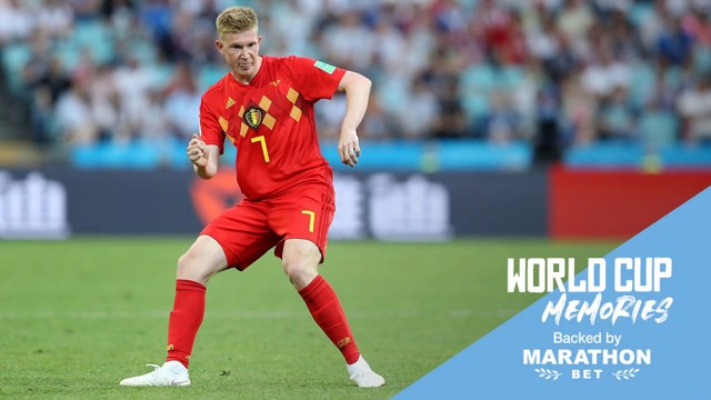 063629f274f World Cup memories: Kevin De Bruyne- Manchester City FC