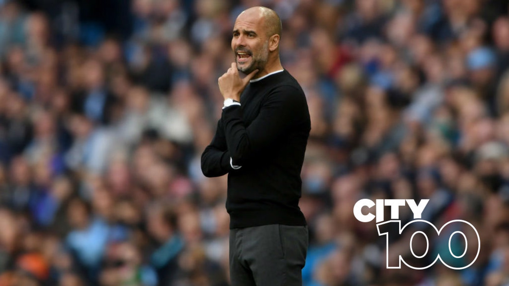 CITY 100: Pep Guardiola features heavily in today's instalment