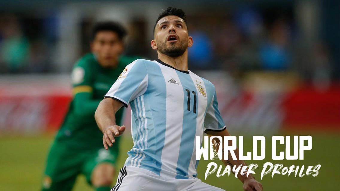 아르헨티나 대표팀 소속으로 월드컵에 출전하게 되는 아구에로