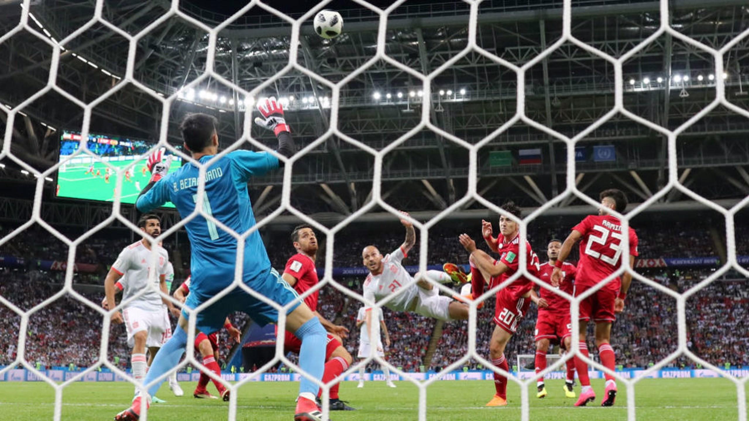 Fokus Piala Dunia: Bintang City beraksi
