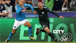 MERLIN: David Silva in action at Napoli