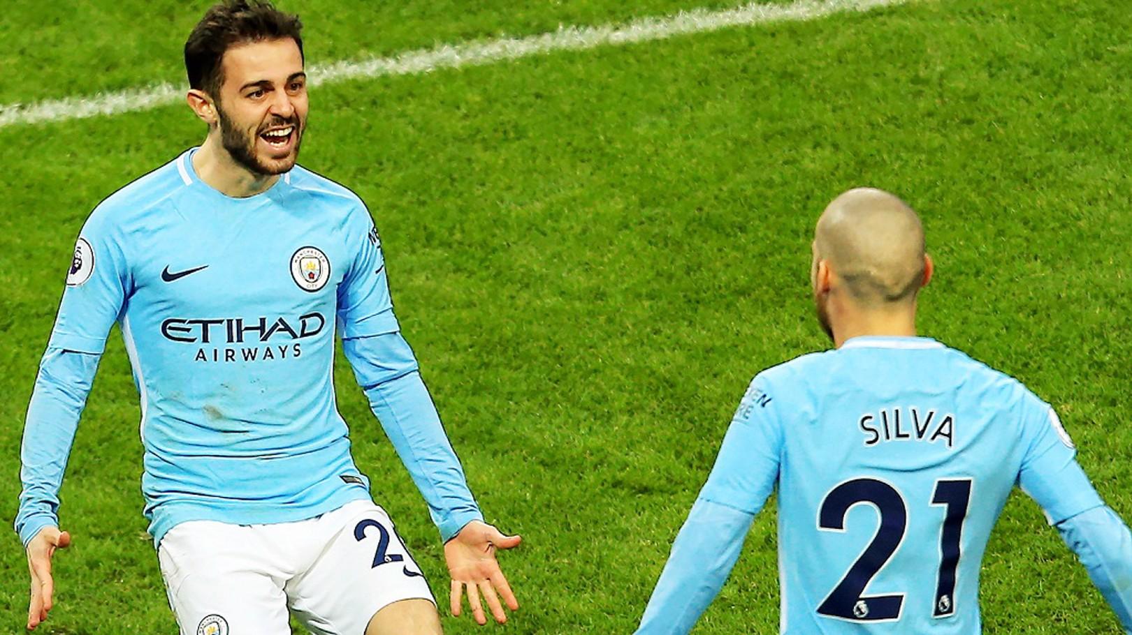 World Cup Blues: Silva versus Silva - the stats