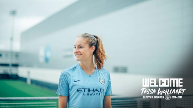 WELCOME TESSA: Wullaert sits down with CityTV