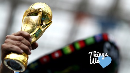 THINGS WE LOVE: World Cup and inspirational stories...