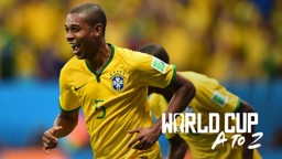 SAMBA STAR: Fernandinho will be looking to help Brazil atone for what happened in the World Cup four years ago