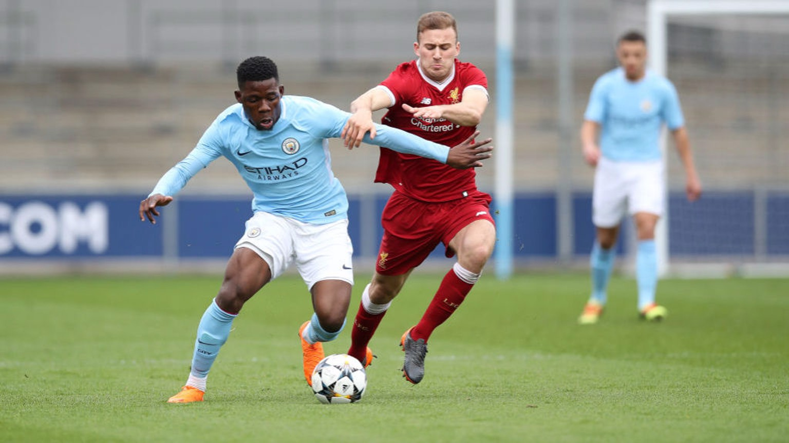 City reach UYL semi-finals after shoot-out win