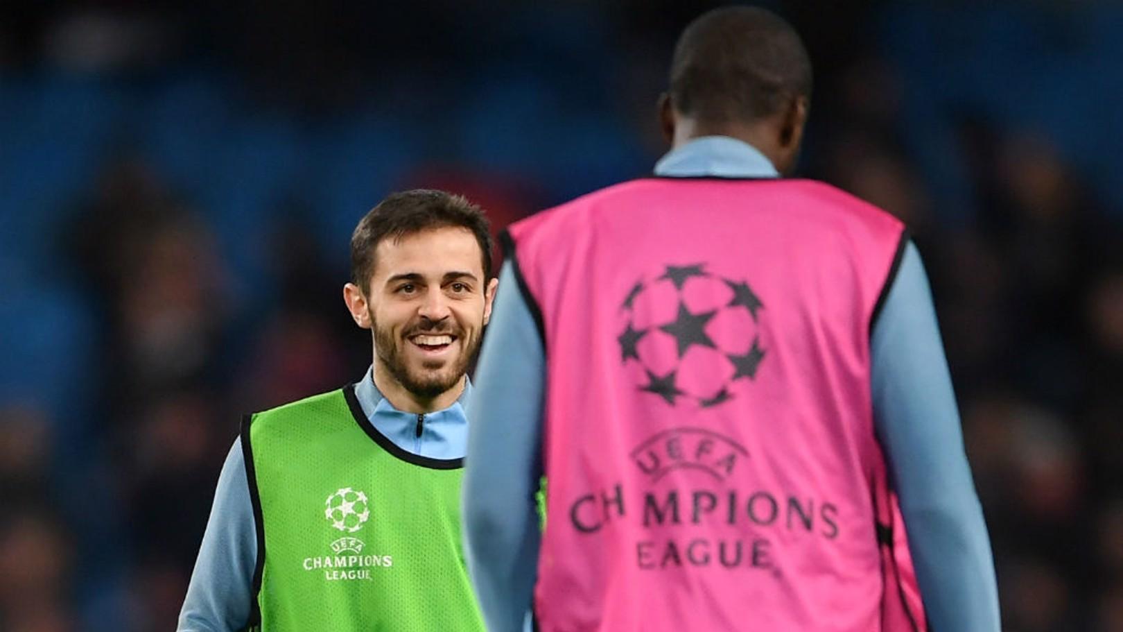 "CHAMPIONS LEAGUE: Bernardo eyes a ""special"" campaign."