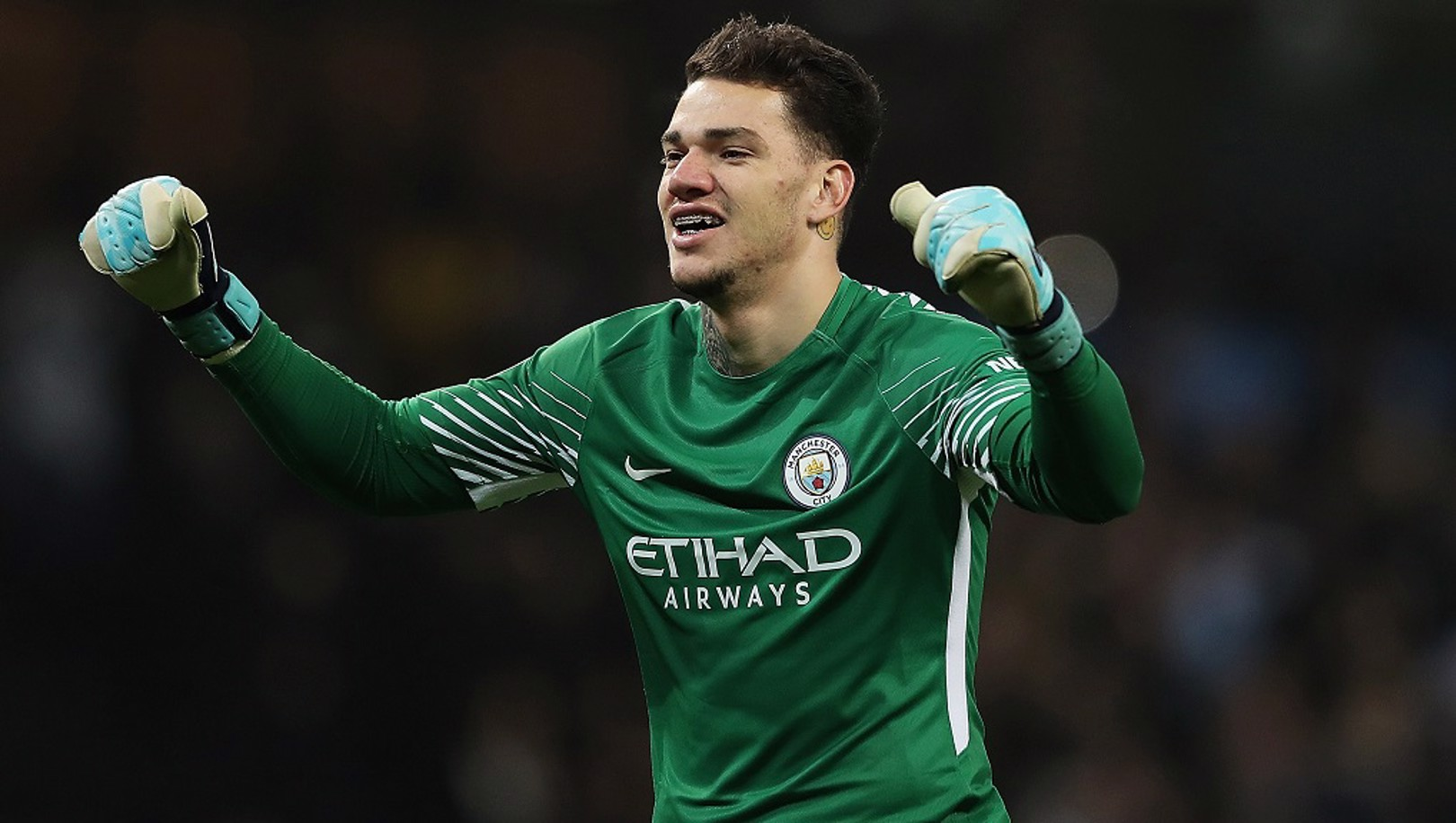 Ederson: In a league of his own