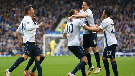 BLAST FROM THE PAST: We take a look back at our 3-2 win over Everton.