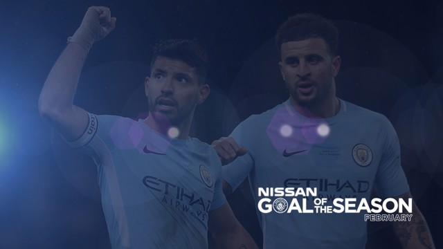 GOAL OF THE MONTH: Which one of our four fantastic strikes gets your vote?