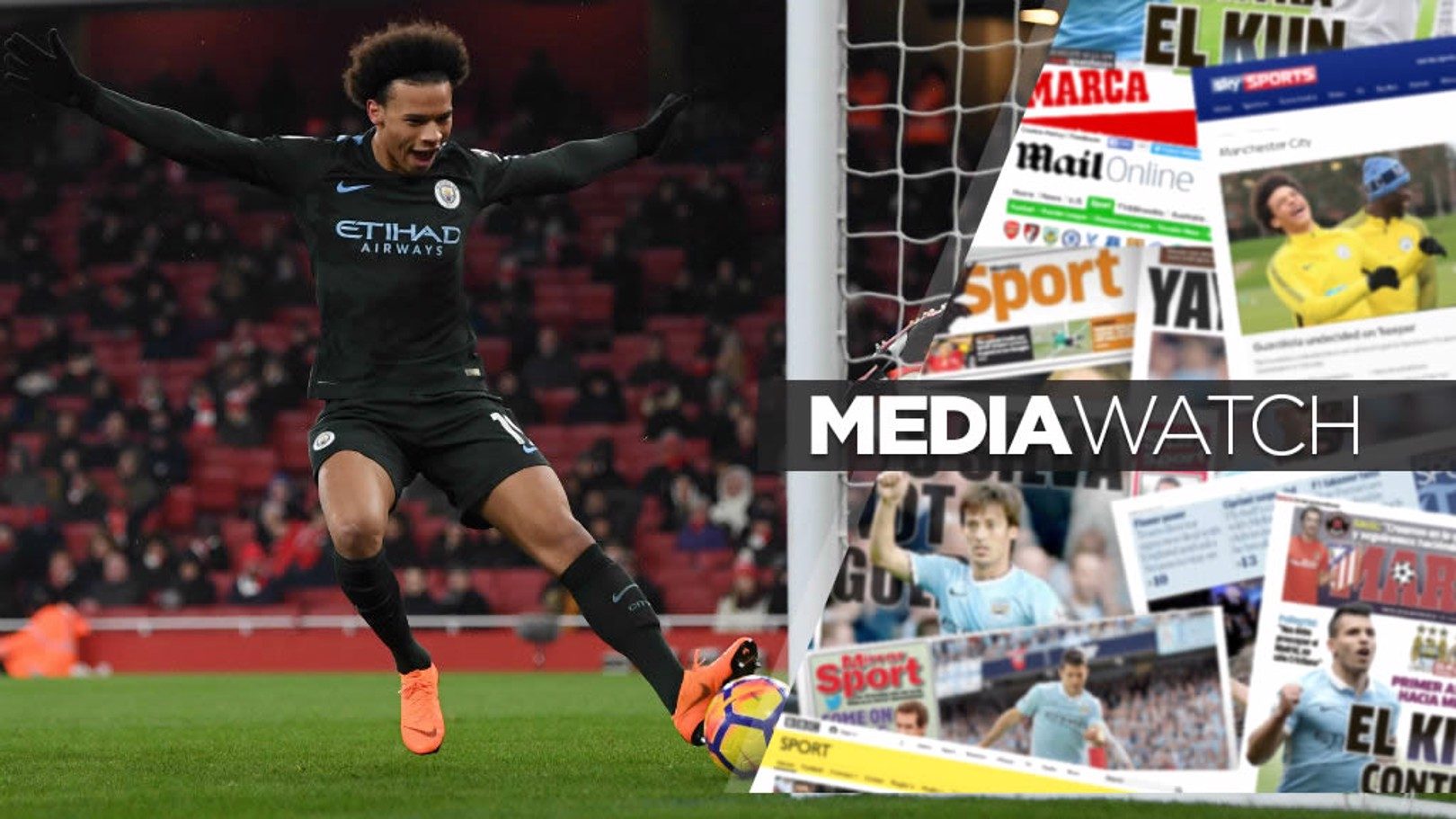 UNSTOPPABLE: Leroy Sane