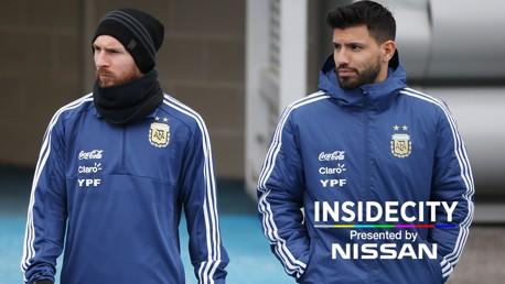Inside City: Messi habiskan satu pekan di CFA!