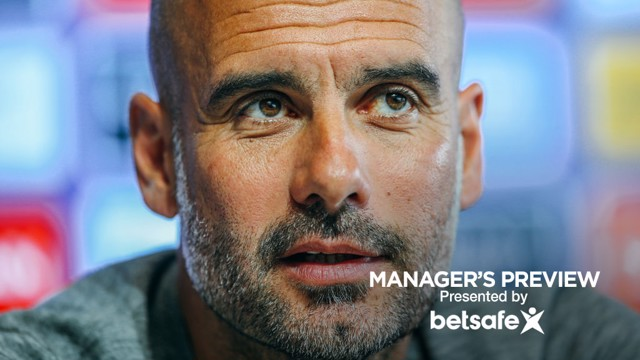 PREVIEW: Pep Guardiola's pre-Everton press conference.