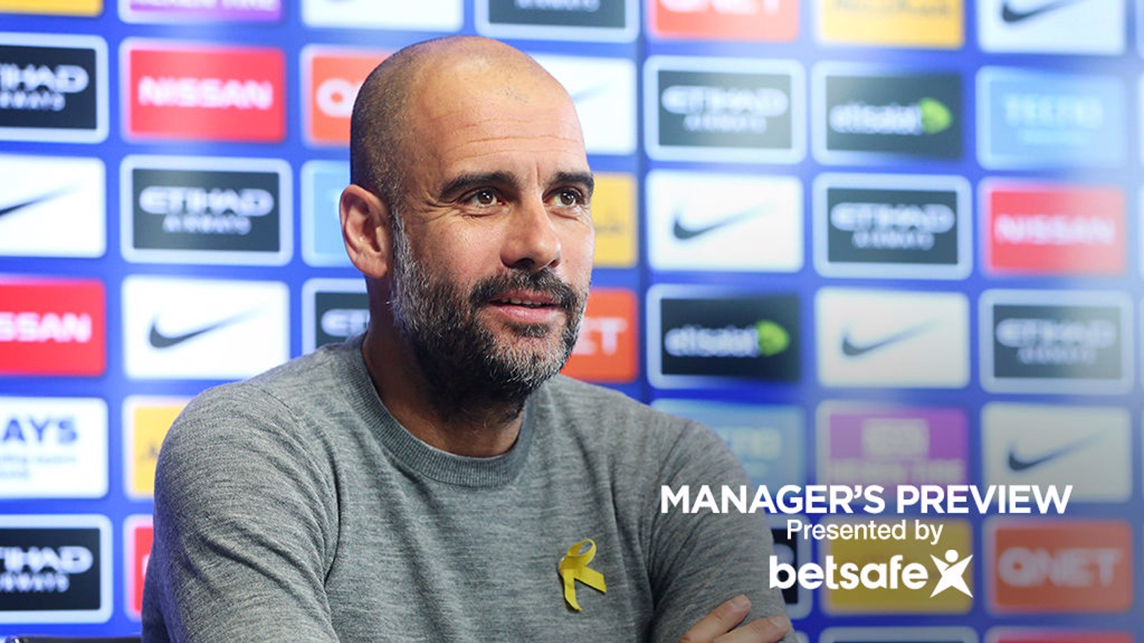 PREVIEW: Pep Guardiola addresses the media ahead of the game