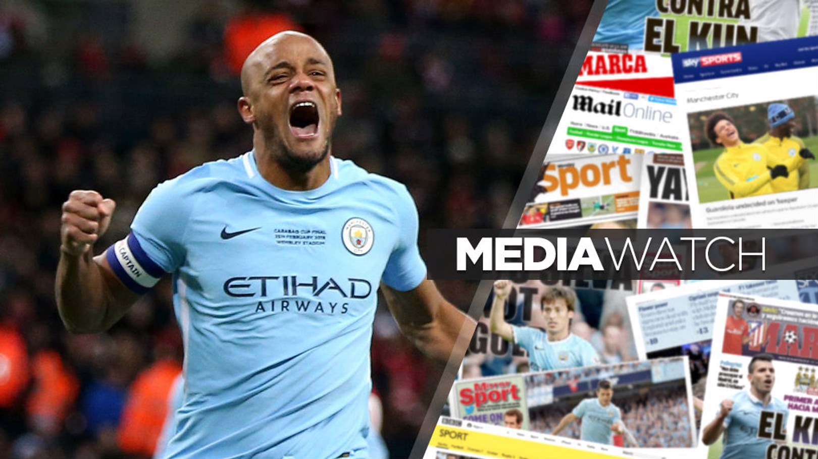 Kompany: We're ready for the battle!