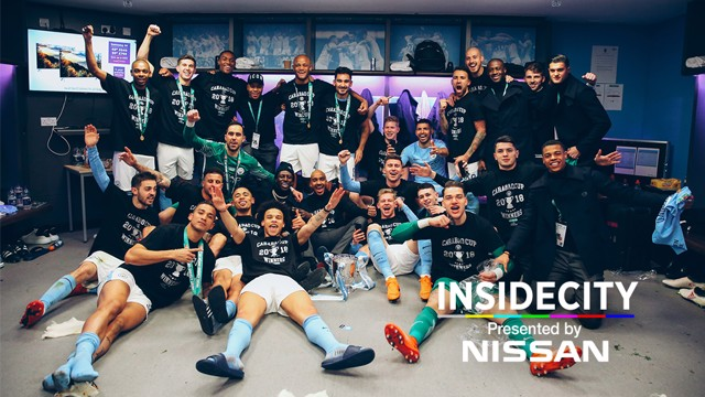 INSIDE CITY: Go behind-the-scenes at Manchester City.