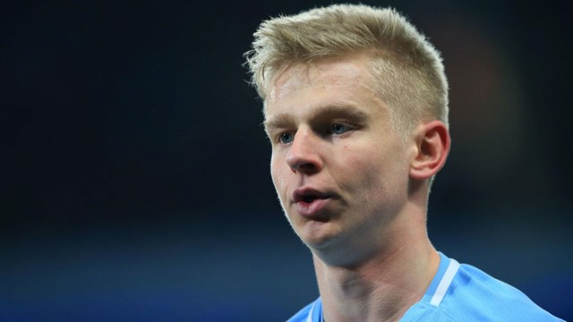 ZINCHENKO: The City star shares his post-match thoughts.