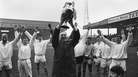 THROWBACK: Looking back at our 1968 League victory...