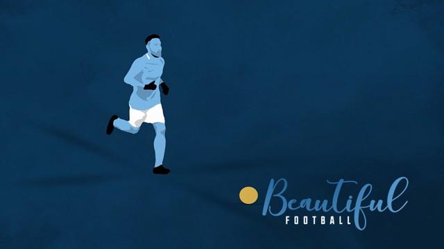 BEAUTIFUL FOOTBALL: On the latest segment, Pep discusses the impact of Nicolas Otamendi this season