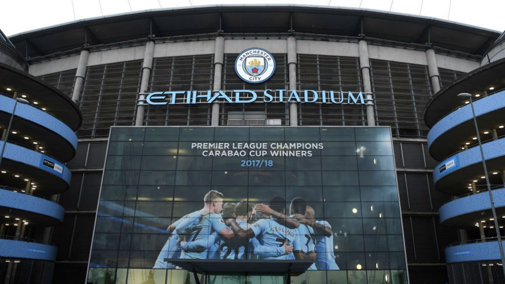 watch the world cup at the etihad stadium manchester city fc. Black Bedroom Furniture Sets. Home Design Ideas